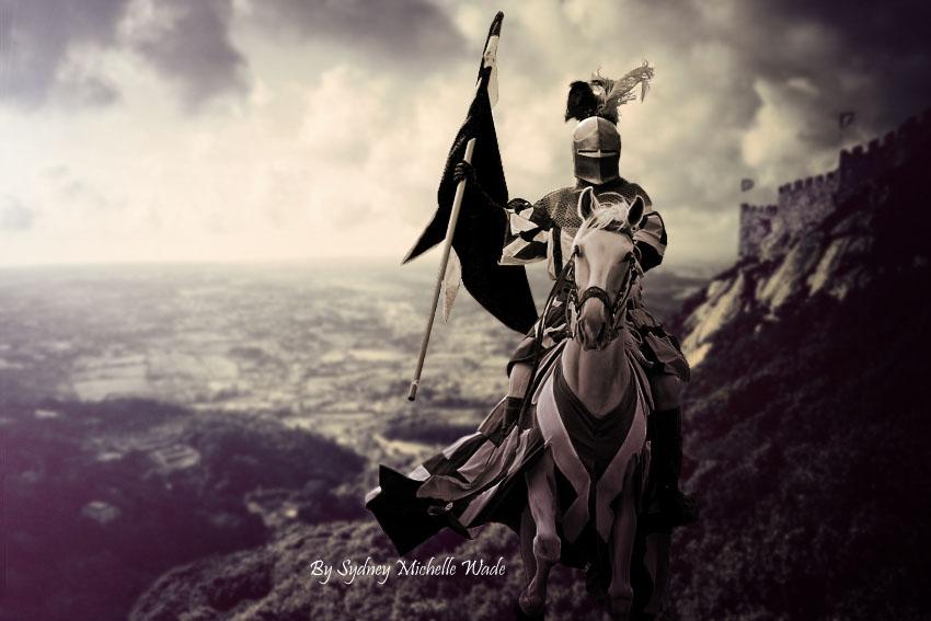 Gourdan's Knight by SydsAnchorlessStudio