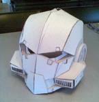 Armor concept helmet WIP