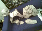 Armor concept WIP parts