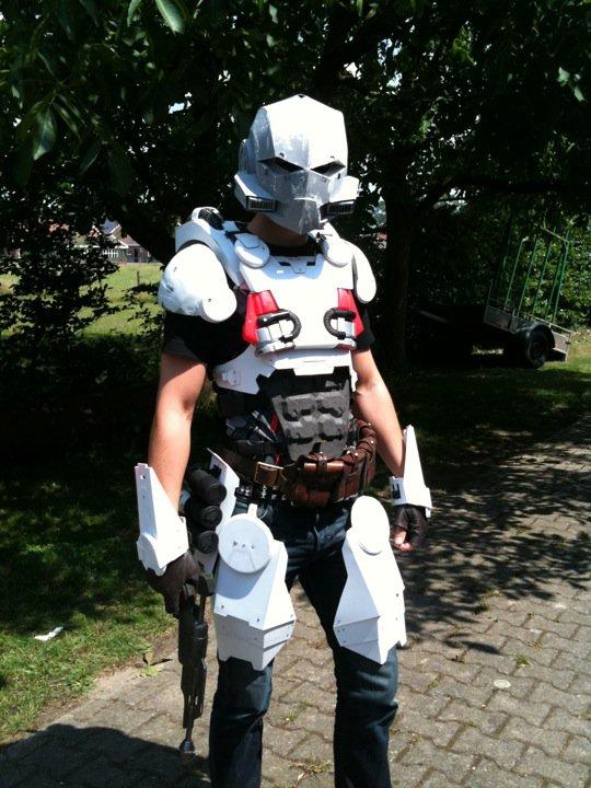 Armor concept WIP by kaaskop