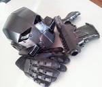 Armor concept helmet WIP II