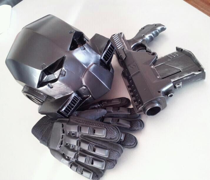 Armor concept helmet WIP II by kaaskop