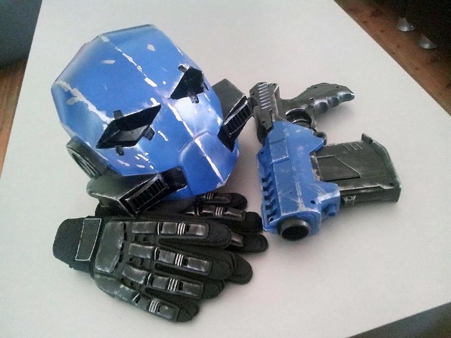 Armor concept helmet WIP III by kaaskop