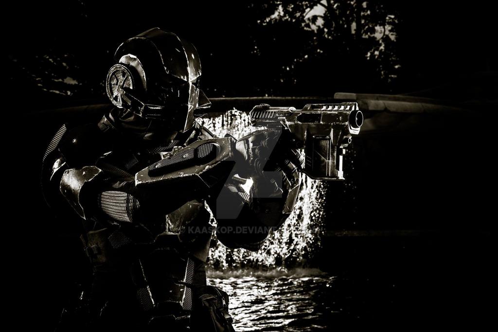 Mercenary by kaaskop