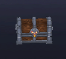 Pirate Chest  Improved by Lowpoly-Workshop