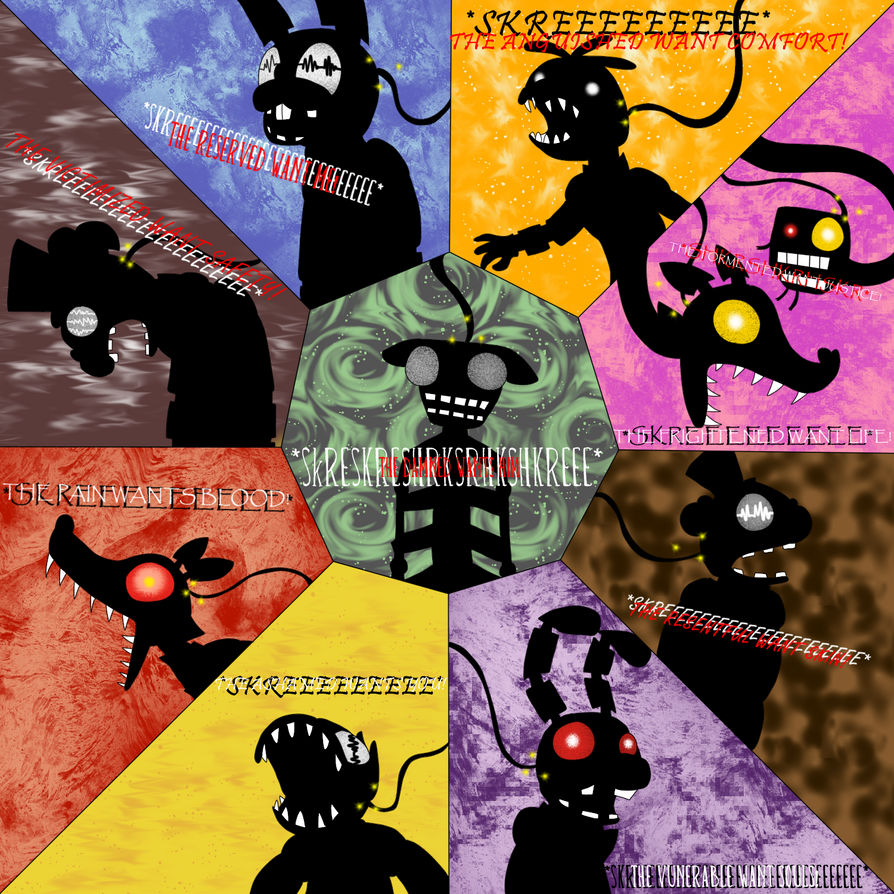 For The FNAF Children Blog by MyuuTheMew