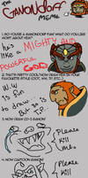 Ganondorf Meme