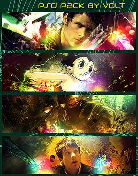 Psd Pack by v o l t