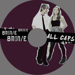 ALL CAPS CD by anaxcore