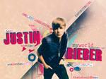 JB is my World Wallpaper
