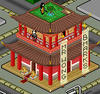 Mr.Wongs new home in pixeltown by makibo