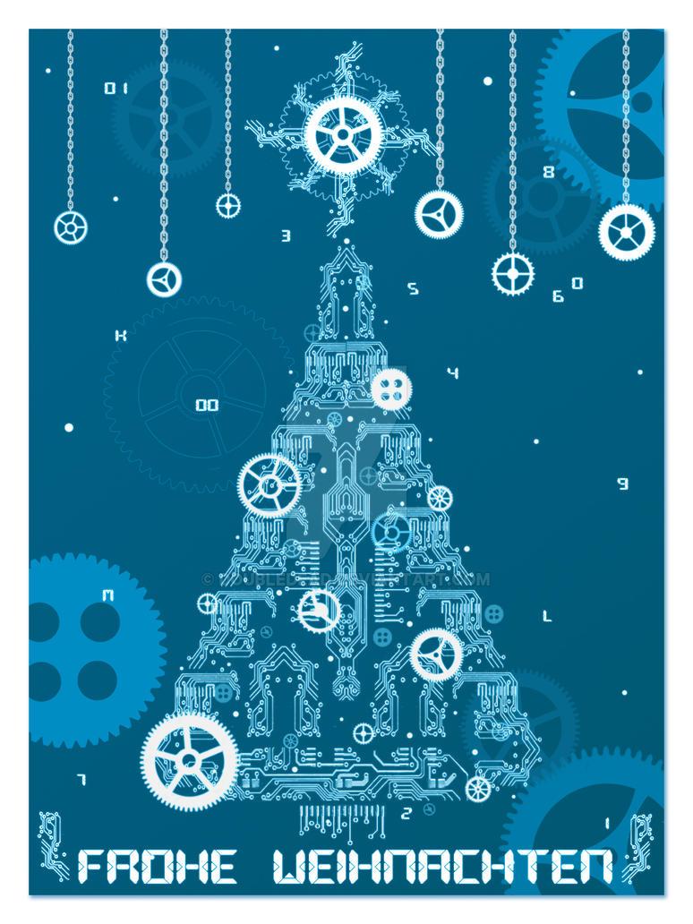 ~ Frohe Weihnachten ~ by DoubleDead
