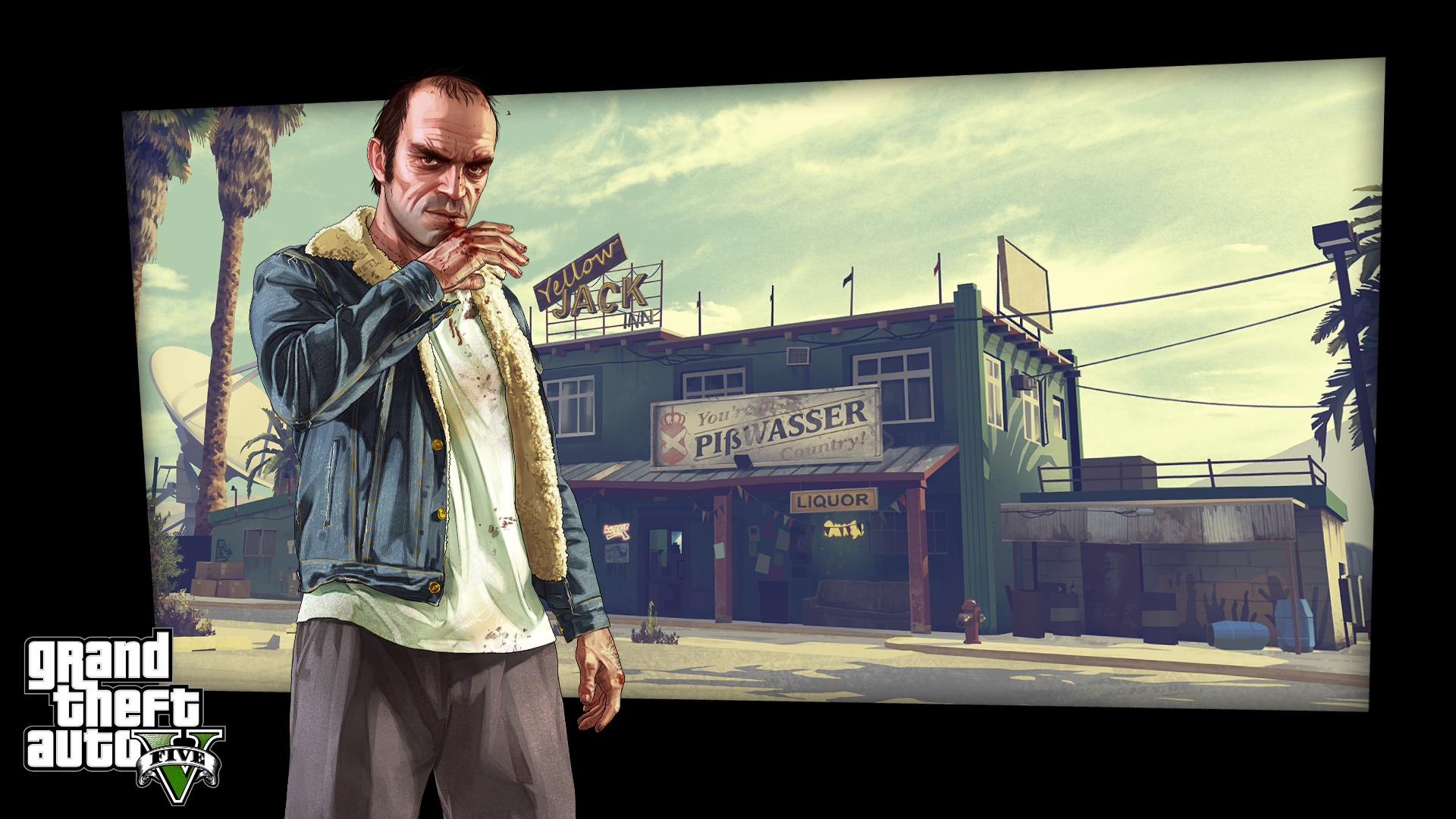 trevor philips wallpapers 55 wallpapers � wallpapers for