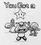 You Got a Star!