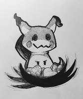It's Mimikyu's beans by Lolielle