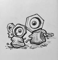 Some Meltan by Lolielle