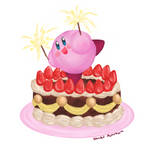Kirby and the Birthday Cake