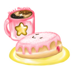 Kirby Jelly Donut