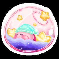 Kirby Terrarium by ShadedPenumbra
