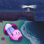Kirby's Night Stroll