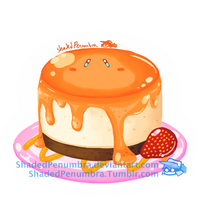 Waddle Dee Cheesecake 2.0 by ShadedPenumbra
