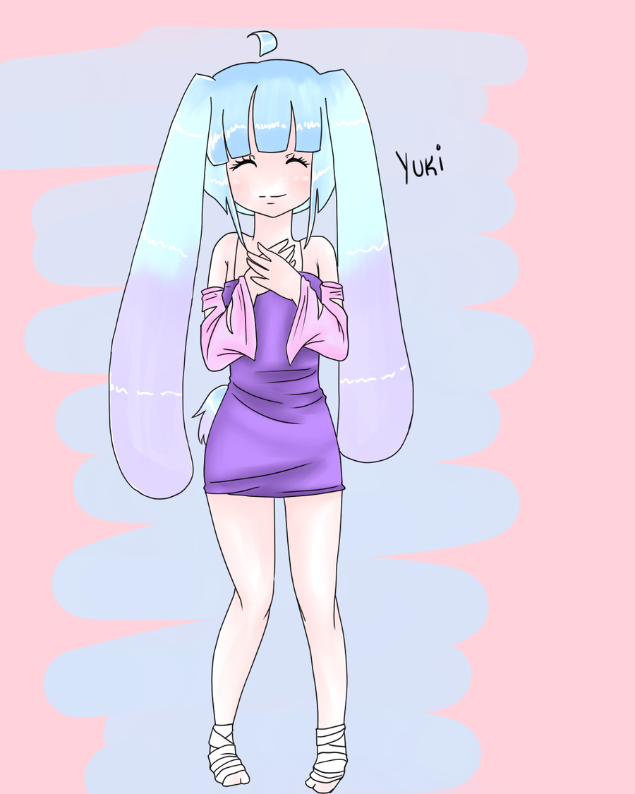 Yuki Again~ by Ask-Pryce