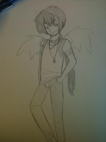 Avery Sketch by Ask-Pryce
