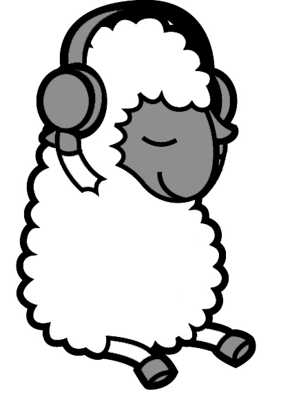 My Sheep Logo By Hello M8