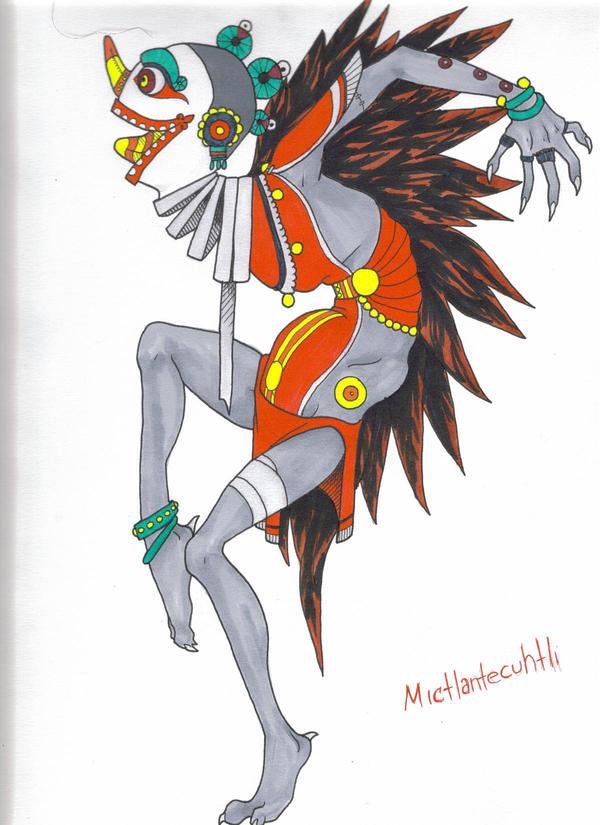 Maya God of Death http...