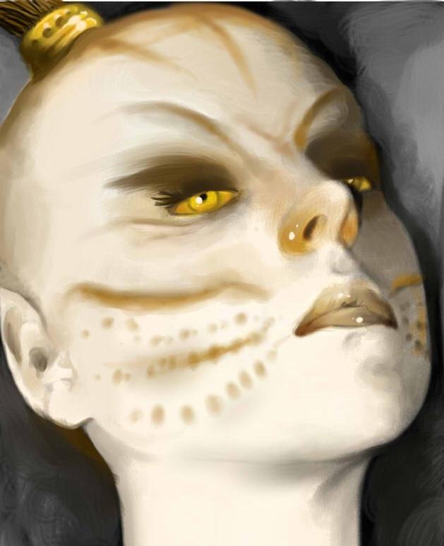 New DA ID Juhani by RadioactiveNemofish