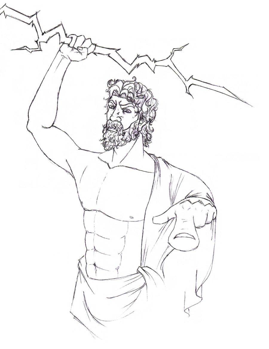 Zeus by 2maxwell on DeviantArt