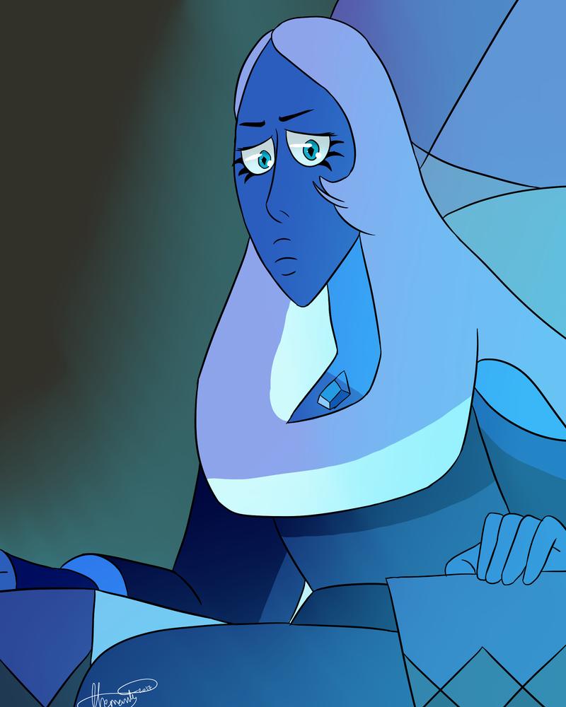 Blue Diamond It