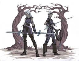 Dark Elf Assassins