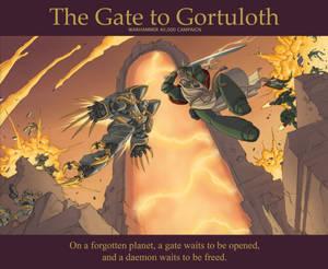 Warhammer 40k Campaign Poster