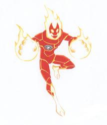 Heatblast by warp-zero
