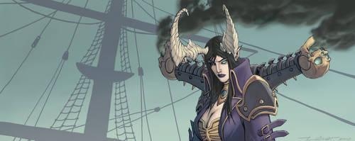 Pirate Queen Skarre