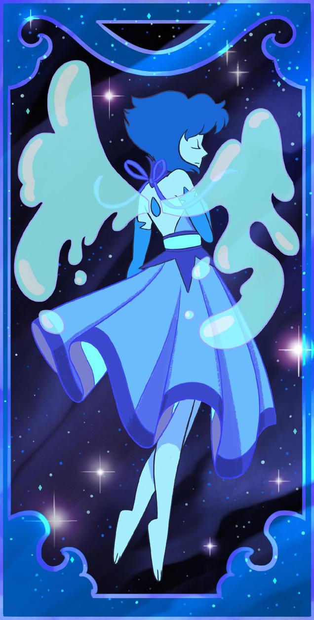 Lapis Lazuli Card by gobsmackeroo