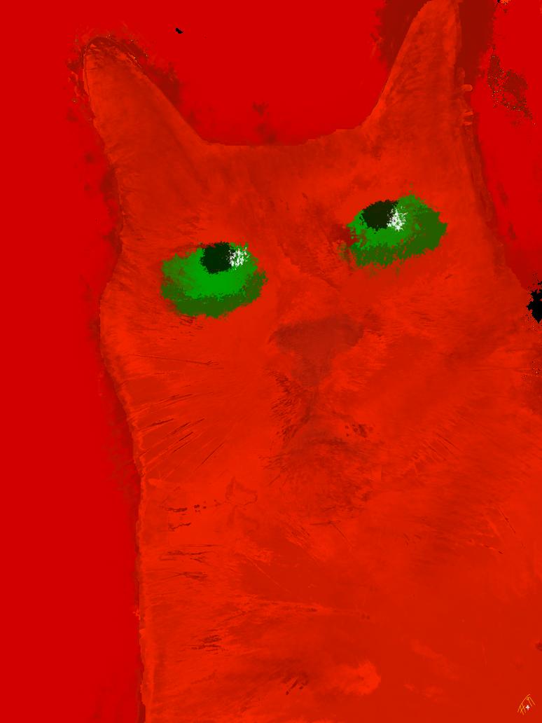 Firestar Splotch by JustALittleCrayCray