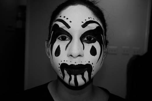 my way of a clown