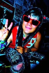 Raver punk devon