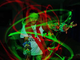 Raver Punk Devon by TheOiKid