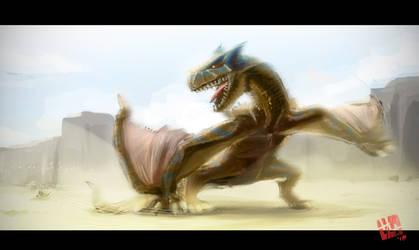 .: Tigrex :. by Hikari151