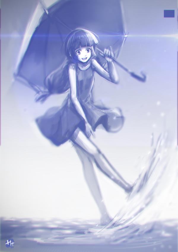.: Doodle 2014-09-25 :. by Hikari151