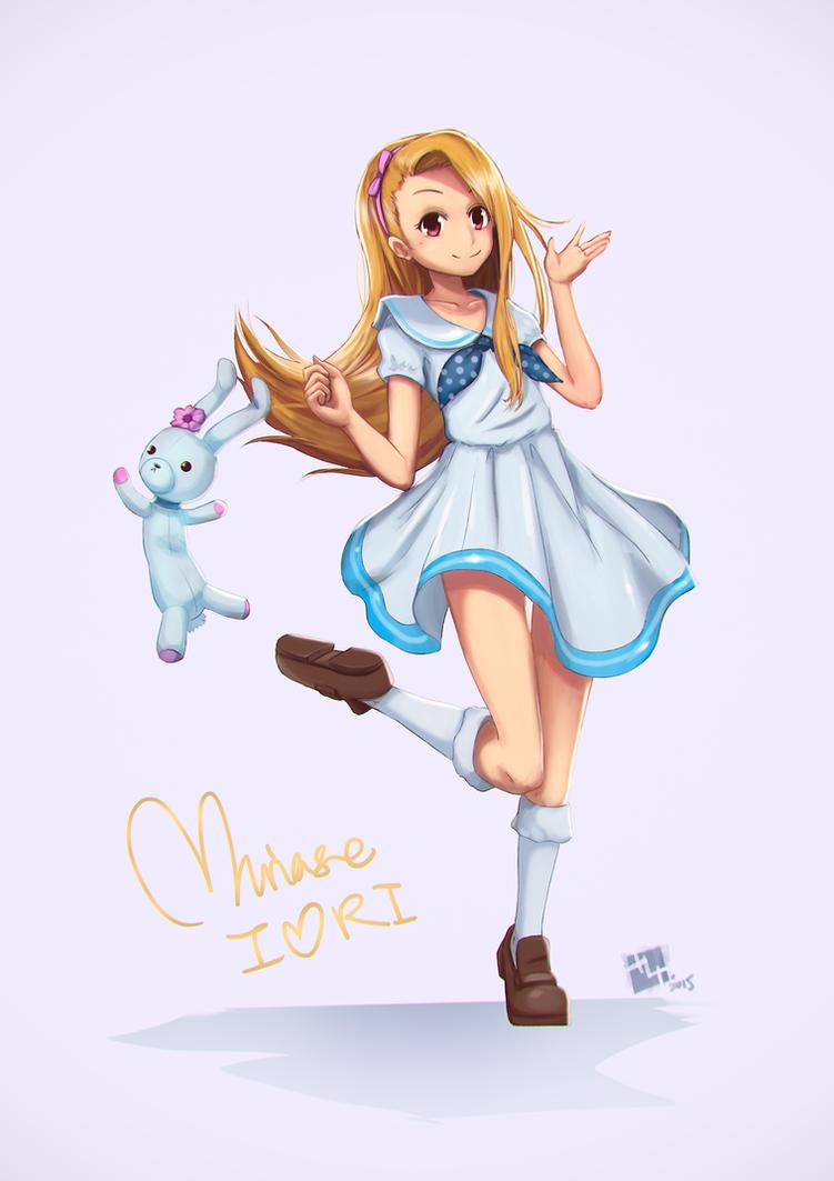 .: Minase Iori :. by Hikari151