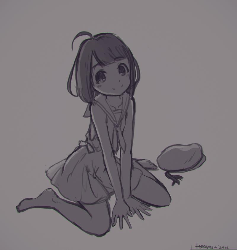 .: 20151108 sketch :. by Hikari151