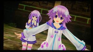 Neptunia U: Nep Sisters's Victory