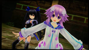 Neptunia U: Neptune and Noire's Victory