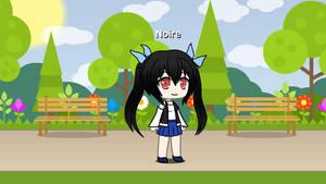 GachaLife: Noire Custom Uniform