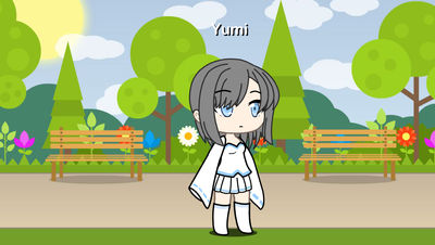GachaLife: Yumi by MegaAli