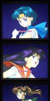 Sailor Moon Arcade: Intro.